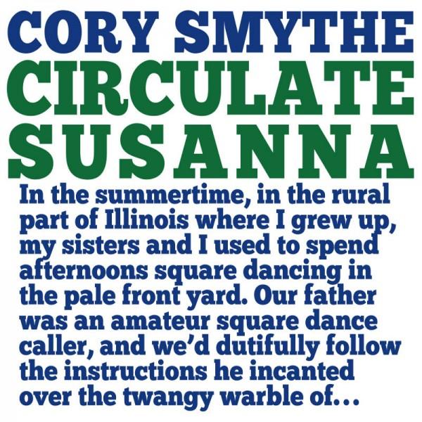 Circulate Susanna Cover